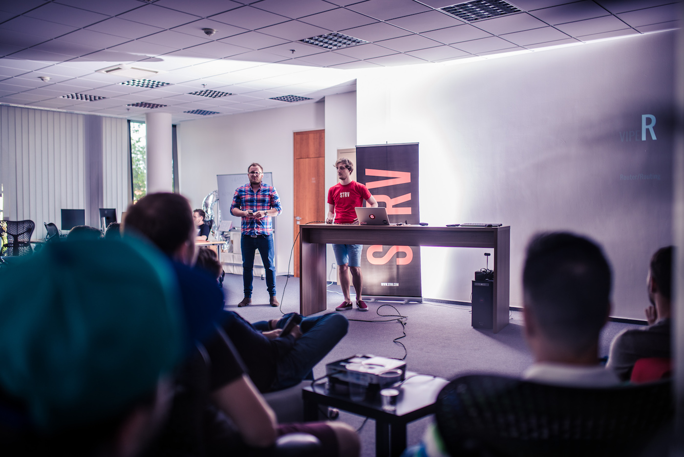 iOS developer meetup at STRV