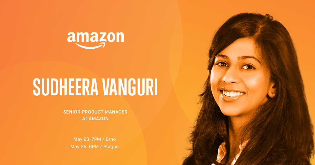 banner silicon valley insights - sudheera vanguri from amazon