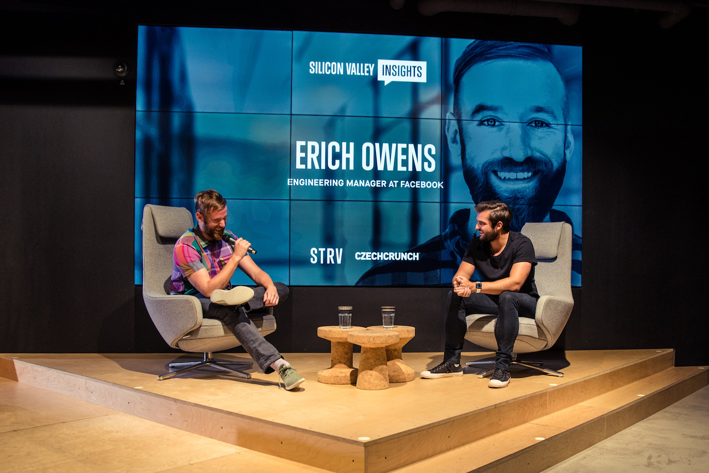 Silicon Valley Insights with Erich Owens
