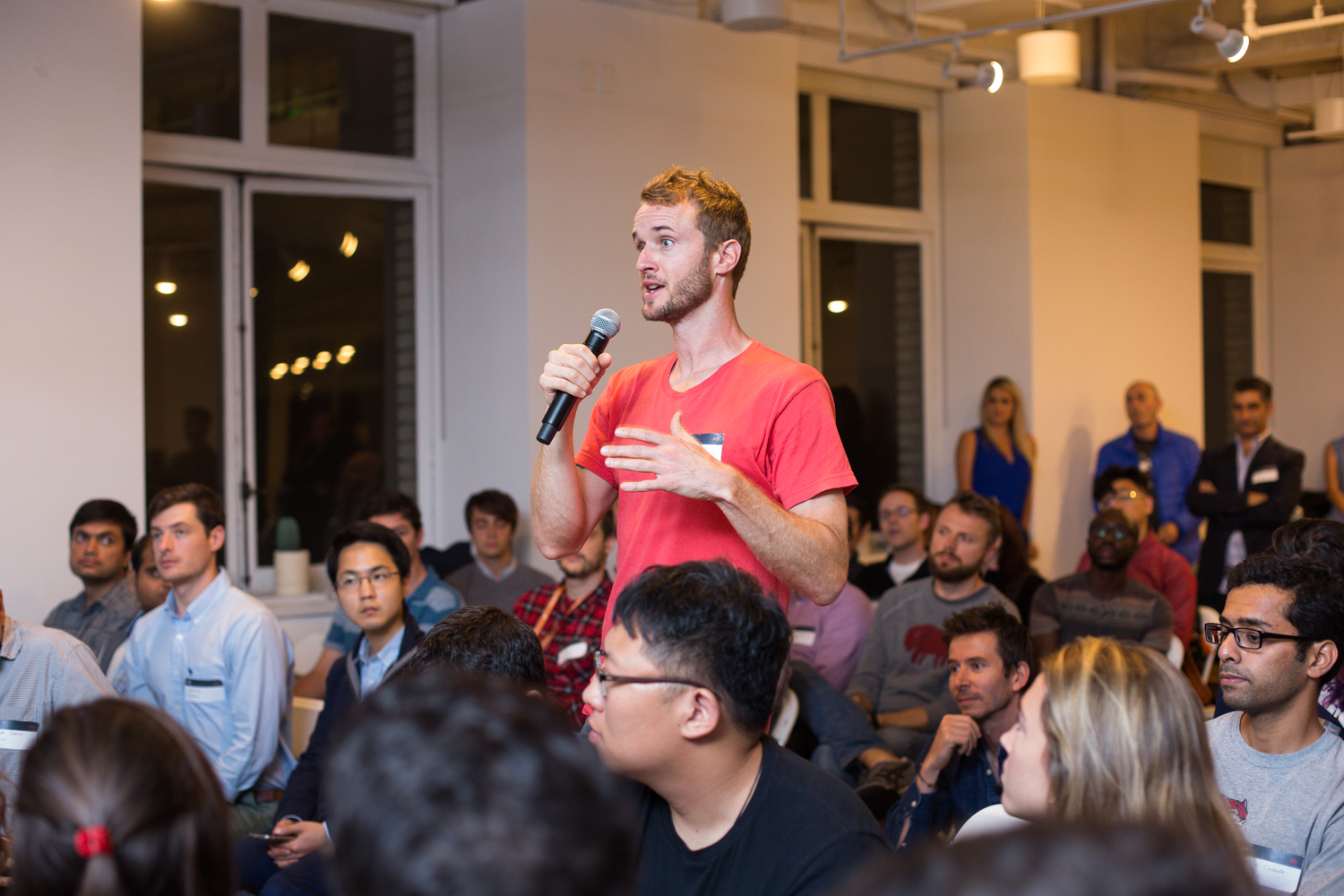 building great tech teams event in san francisco by STRV