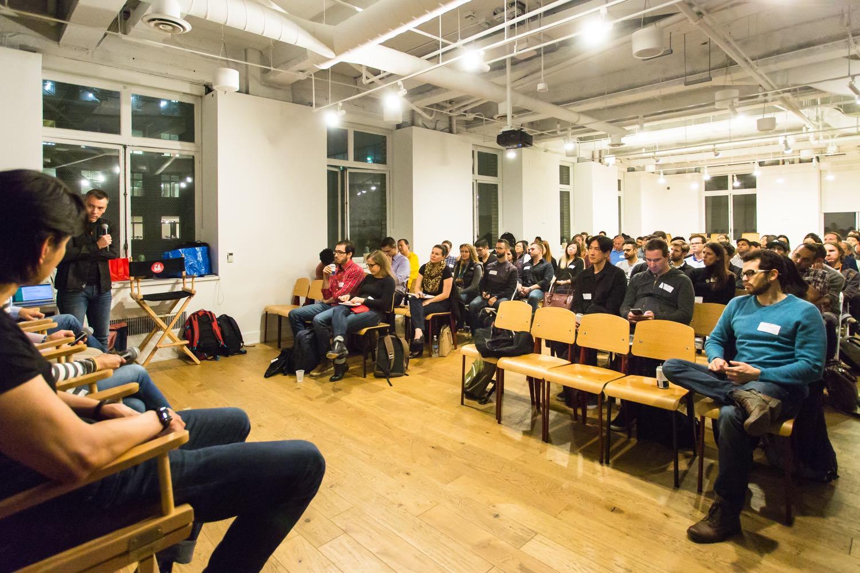 Remote Teams Event in San Francisco