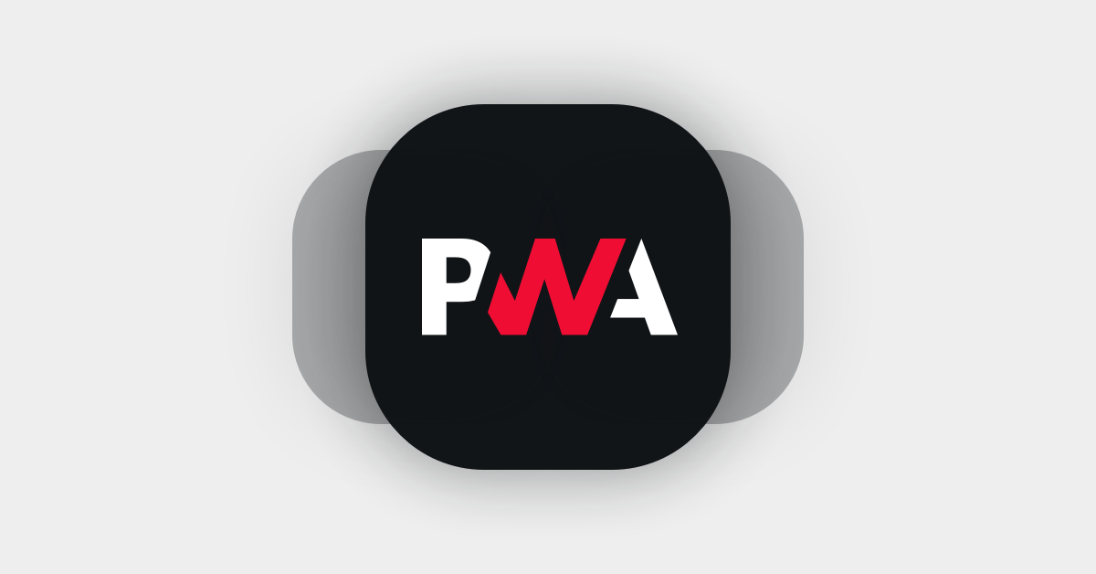 progressive web apps banner