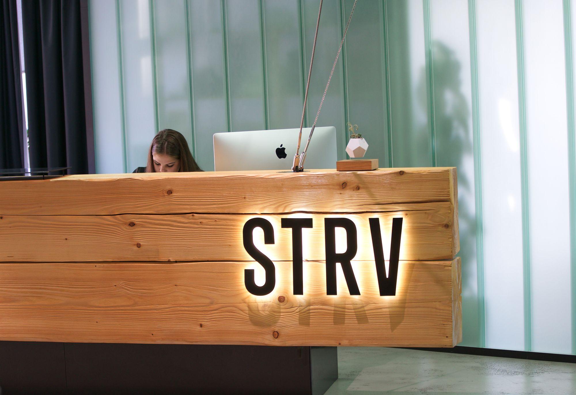 receptionatSTRV