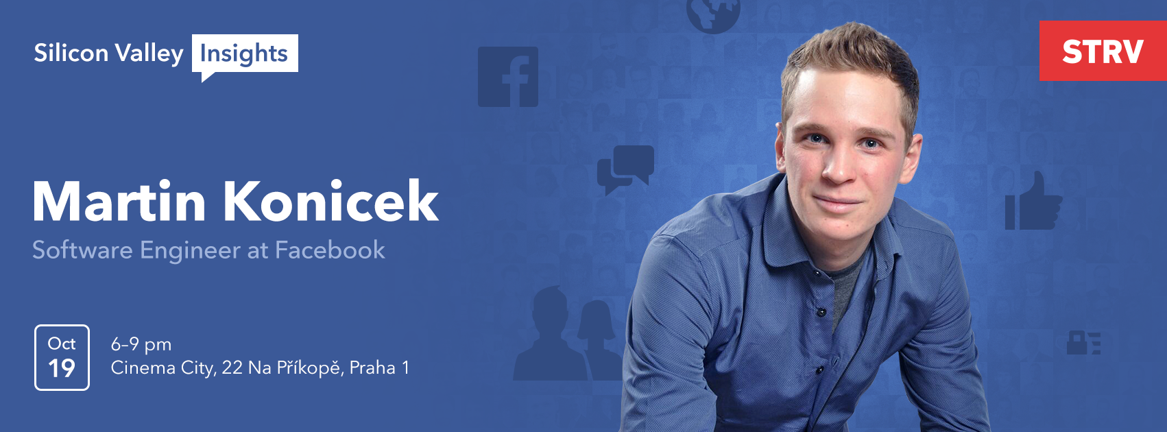 Silicon Valley Insights with Martin Konicek from Facebook
