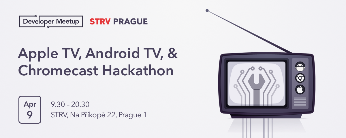 Banner for the Prague Hackathon
