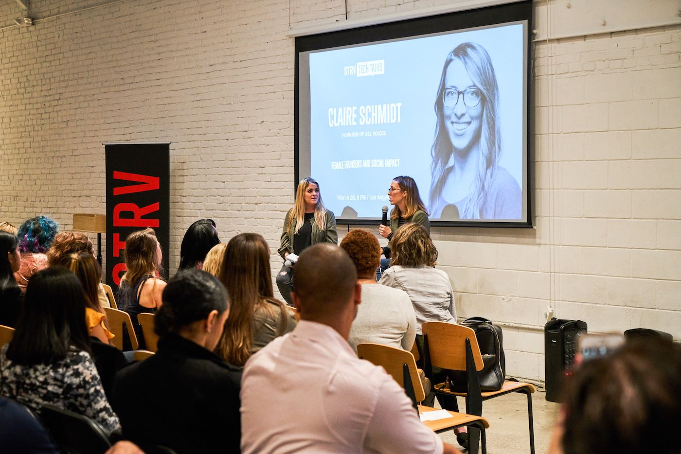 Women in Tech with Claire Schmidt