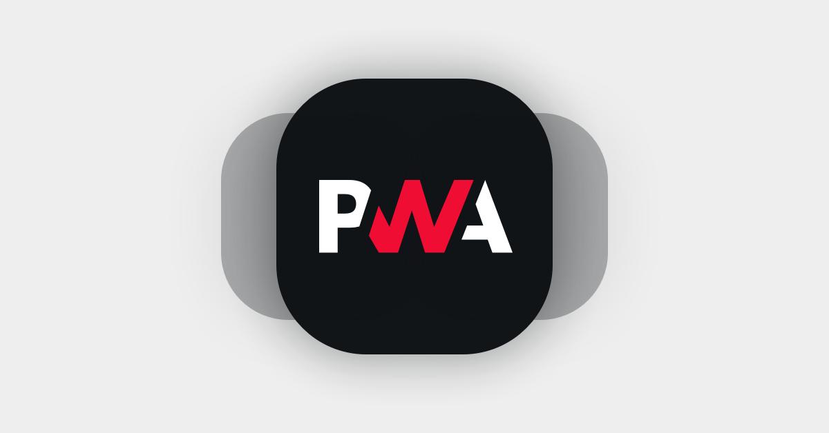 progressive web apps banner
