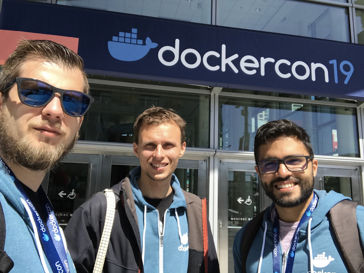 Dockercon19